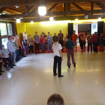 Srečanje evropskih mladinskih cirkusov