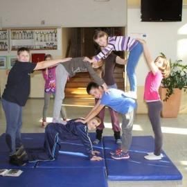 Cirkokrog na obisku v šoli