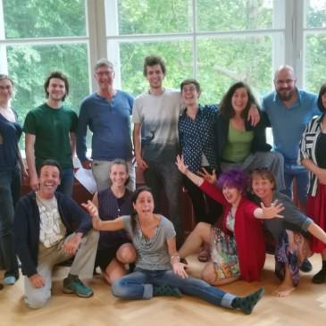 Nov mednarodni mladinsko cirkuški projekt Learner Centered Learning!